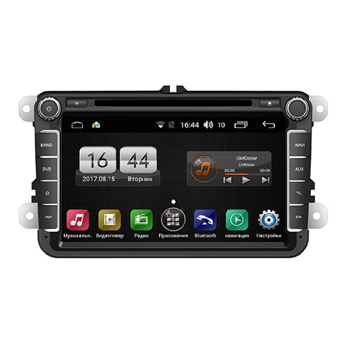 FarCar s170 Volkswagen Universal Android (L370)