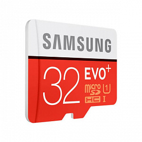 Samsung EVO Plus 32Gb UHS-I