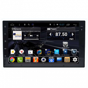 Daystar DS-7010HD 2 Din