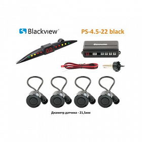 Blackview PS-4.5-22 Black