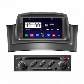 FarCar s160 Renault Megane 2 2002-2008 Android (M098)
