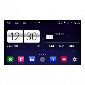 FarCar s160 Ford Focus 2, Mondeo, C-Max, Galaxy Android (M003)